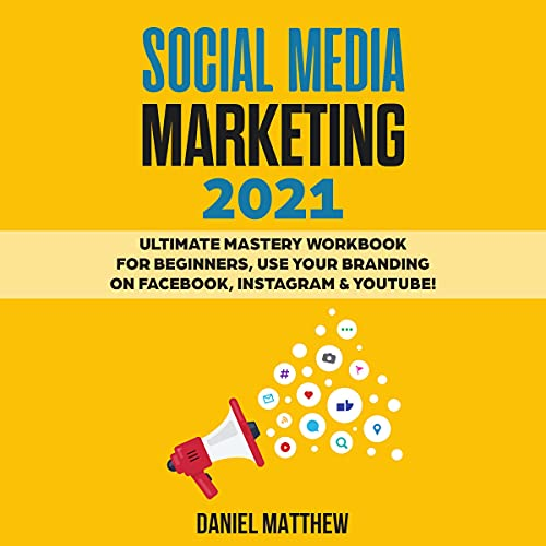 Couverture de Social Media Marketing 2021