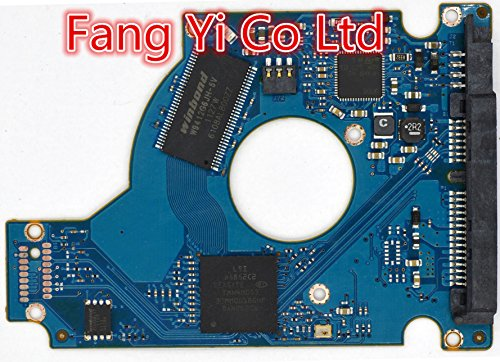 ST320LT020, ST250LT003, Seagate SATA 2.5 PCB, 0206, 100625000 REV A