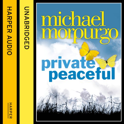 how does michael morpurgo create tension in private peaceful