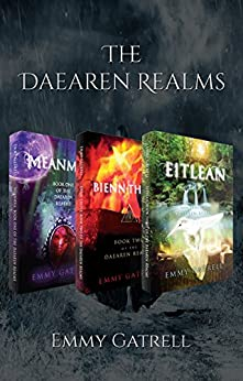 The Daearen Realms: Books One - Three Box Set by [Emmy Gatrell]