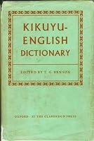 Kikuyu-English Dictionary