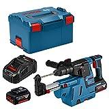 Bosch GBH 18V-26 F Professional rotary hammers SDS Plus 890 RPM - Martillo perforador (SDS Plus, 2,6 cm, 890 RPM, 2,6 J, 4350 ppm, 1,3 cm)