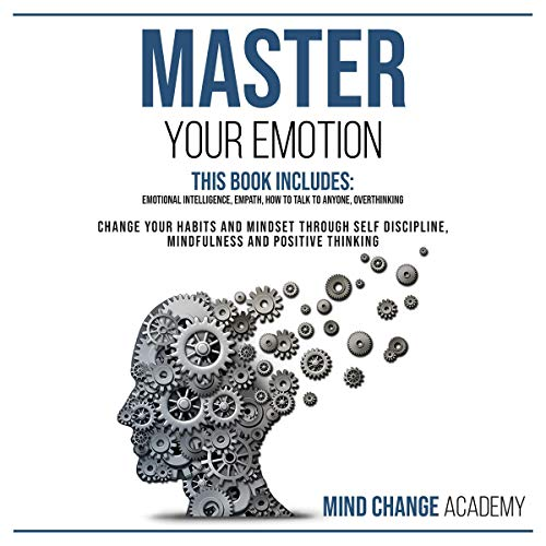 Master Your Emotion  By  cover art
