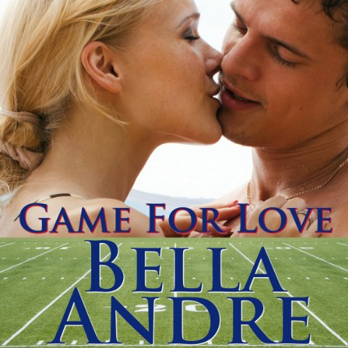 Game For Love audiobook cover art