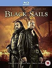 Black Sails - Complete Seasons 1-3 - 11-Disc Box Set ( Black Sails - Seasons One and Two (18 Episodes) ) [ Origen UK, Ningun Idioma Espanol ] (Blu-Ray)