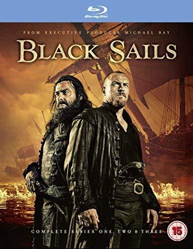 Black Sails - Complete Seasons 1-3 - 11-Disc Box Set ( ) [ UK Import ] (Blu-Ray)