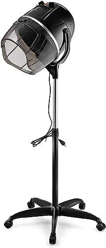 new arrival Giantex discount Adjustable outlet online sale Hood Floor Hair Bonnet DRYER Stand Up Rolling Base Salon Wheels outlet sale