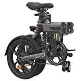 Zoom IMG-2 ikayaa 16 pollici bicicletta elettrica