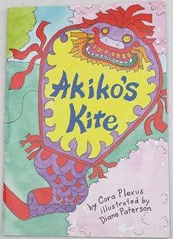 Paperback Akiko's Kite Book