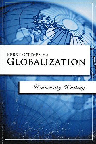Perspectives on Globalization 2nd Edition (BYU Custom)