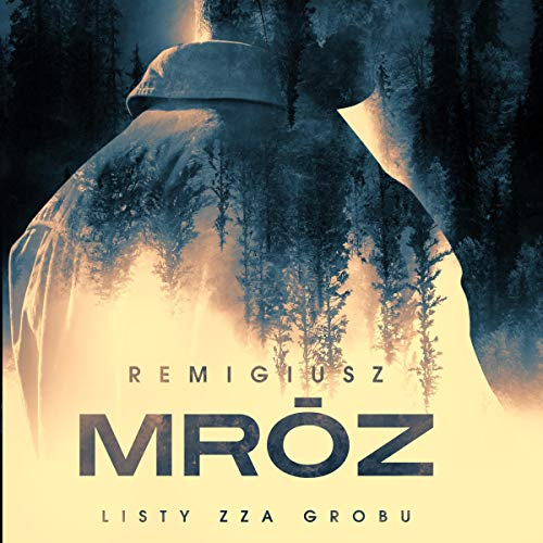 Listy zza grobu audiobook cover art