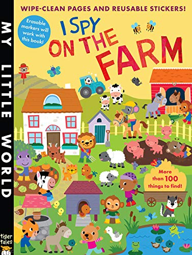 I Spy on the Farm (My Little World)
