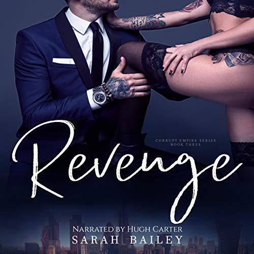 Revenge Audiobook By Sarah Bailey cover art