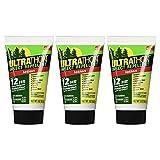 3M Ultrathon Insect Repellent Lotion, SRL-12, 2-Ounces, 3 Pack