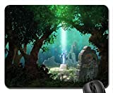 The legend of Zelda: a Link between Worlds mouse pad, Mousepad (25,9 x 21,1 x 0,3 cm)