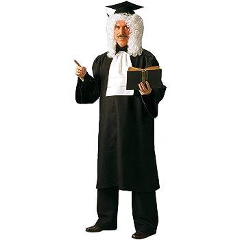 Funny Fashion Costume De Juge Taille Xl Amazon Fr Jeux Et Jouets
