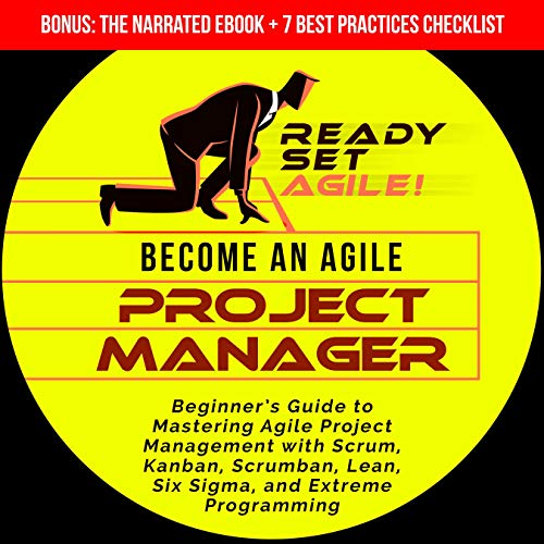 Become an Agile Project Manager Titelbild