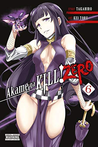 Akame ga KILL! ZERO Vol. 6 (Akame Ga Kill Zero) (English Edition)