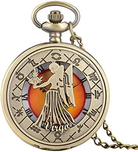 Aluyouqi Co.,ltd Las Mejores Amigas Son Las Hermanas Que elegimos Design Glass Cabochon Quartz Pocket Watch Vintage Hombres Mujeres Colgante Collar Cadena Reloj