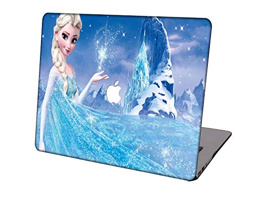 Laptop Case for MacBook Pro 13 inch Retina Model A1425/A1502,Neo-wows Plastic Ultra Slim Light Hard Shell Cover Compatible MacBook Pro 13 inch No CD ROM,Portrait A 54