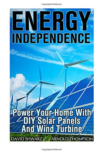 Energy Independence: Power Your Home With DIY Solar Panels And Wind Turbine: (Wind Power, Power Generation)