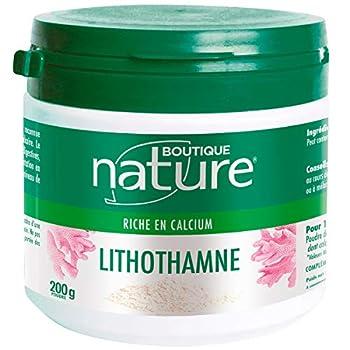 Parfait pour favoriser la digestion Lithothamne est une algue marine d'origine Française Petite algue est très riche en calcium et autres minéraux et oligo-éléments