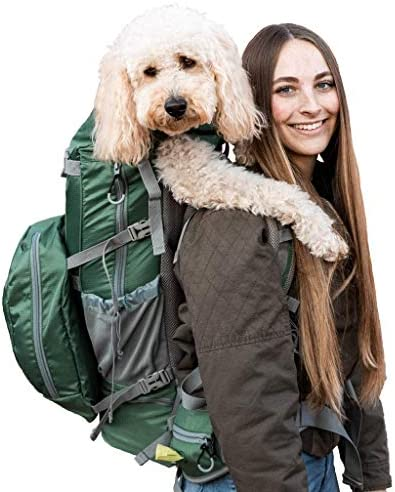 K9 Sport Sack Rover 2 Dog Carrier Backpack for Small and Medium Pets Front Facing Adjustable product image