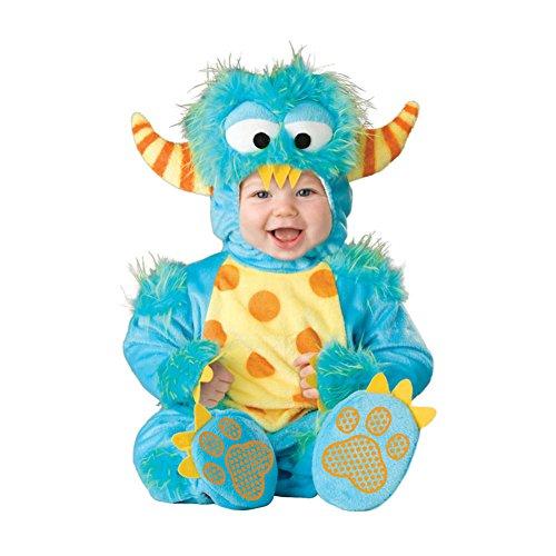 PerGrate perg Transferencia Navidad Halloween Infant Baby Jumpsuit Animales para Ropa Disfraz Dressing Baby Boy, 18, 90