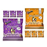 The Mumum Co Cool Crunchies Combo | Natural Multigrain Roasted Puffs | Healthy