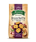 🍪 Healthy Chips - We use ingredients of natural origin. We never use artificial colors, flavour or preservatives. 🍪 Non-GMO Bagel Thins - 0g Trans Fat, 0g Hydrogenated Fat - Snacks chips suitable for vegetarians. 🍪 Our Bruschetta Crackers are oven ba...