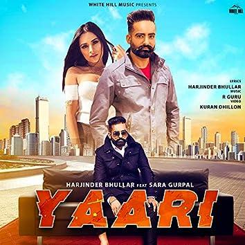 Yaari (feat. Sara Gurpal)