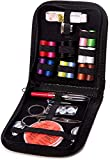 TREXEE DIY Travel Mini Sewing Kit Sewing Box for Hand Sewing Kit