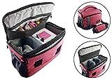 Transporttasche für Kinder Musikboxen Musikwürfel - mit Schultergurt - z.B. geeignet für Toniebox...