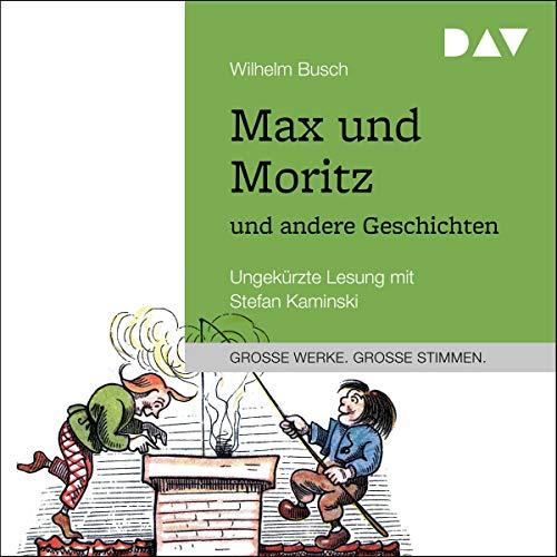 Max und Moritz und andere Geschichten Titelbild