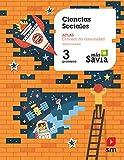 Ciencias Sociales. 3 Primaria. Más Savia. Extremadura