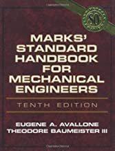 Marks' Standard Handbook for Mechanical Engineers by Eugene A. Avallone (1996-06-01)
