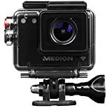 MEDION S89038 5MP Full HD CMOS WLAN 70g Actionsport-Kamera - Actionsport-Kameras (Full HD, 1920 x...