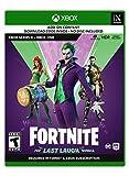 Fortnite: The Last Laugh Bundle - Xbox Series X [Code in Box]