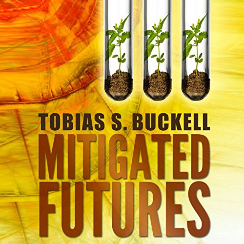 Mitigated Futures audiobook cover art