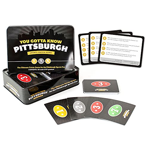 Pittsburgh themed board game
