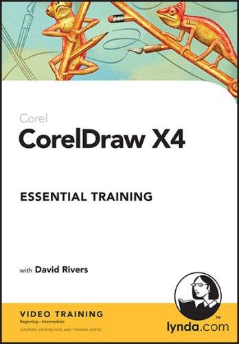 CorelDRAW X4 Essential Training