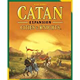 Mayfair Games Catan Expansion Cities and Knights Board Game