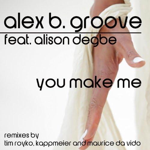 Alex B. Groove feat. Alison Degbe