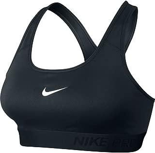 Nike Women's Dri-fit Pro Classic Padded Giraffe Bra