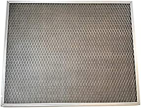 Washable Permanent Electrostatic Air Filter (20x25x1) by Venti Tech – HVAC System Filter – Captures Allergens for Healthier Home Environment – Increases Airflow, Reduces HVAC Stress