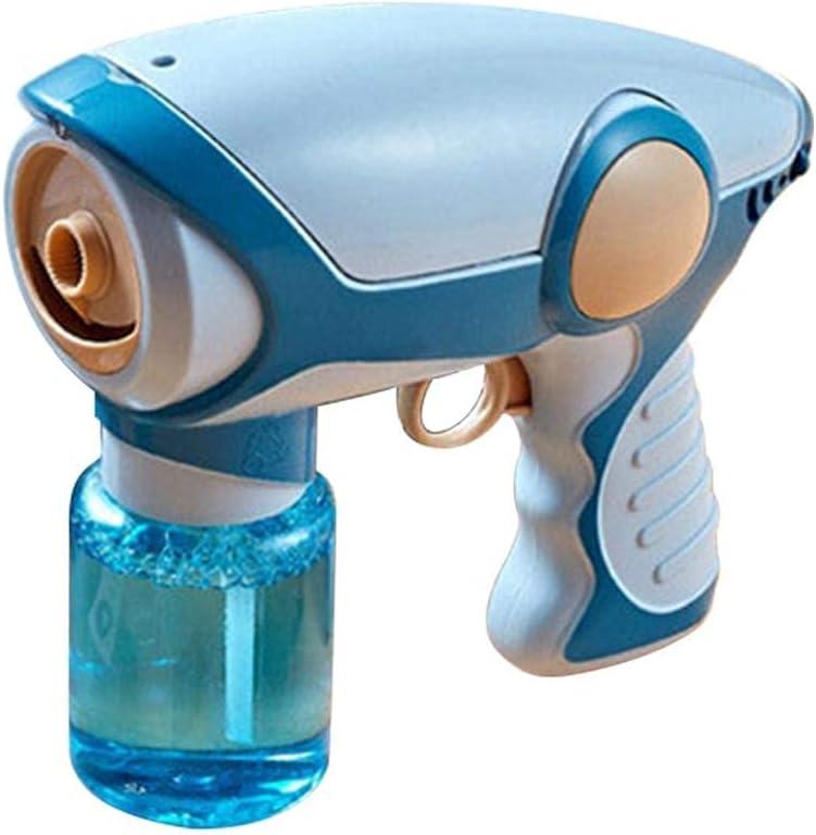 Fzd Sweet Smoke Bubble Machine Children Toy for Long Trust Beach Mall Kids Gun
