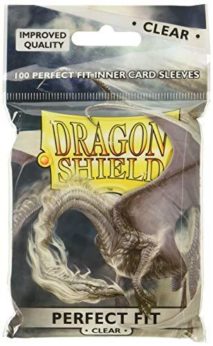 Arcane Tinman ART13001 AT-13001 Dragon Shield Klar Juego de Cartas, Color Crema, Talla única