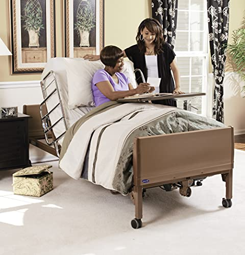 Invacare Homecare Bed | Full-Electric Hospital Bed for Home Use