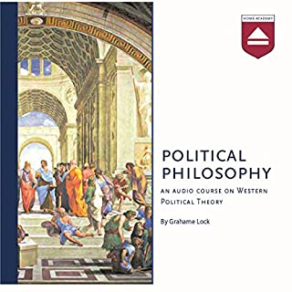Political Philosophy: An audio course on Western Political Theory cover art