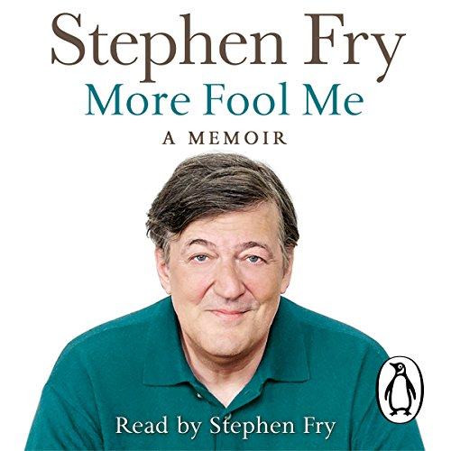 More Fool Me audiobook cover art